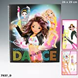"Acquista Depesche 007937 - Libro da colorare ""Top Model Dance"""