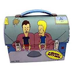 Beavis and Butt-Head: Couch Workmans Lunch Box