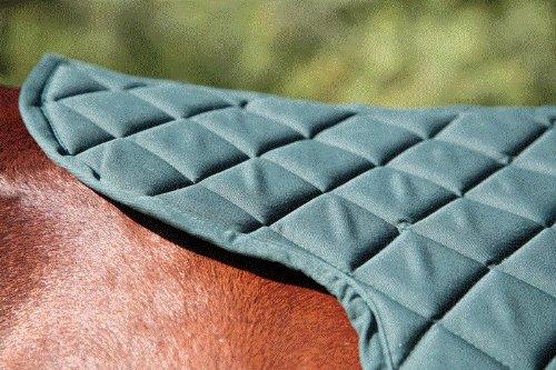 Satteldecke VSS / Vielseitigkeit Springen dunkelgrün