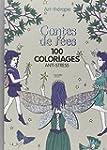 Contes de f�es: 100 coloriages anti-s...