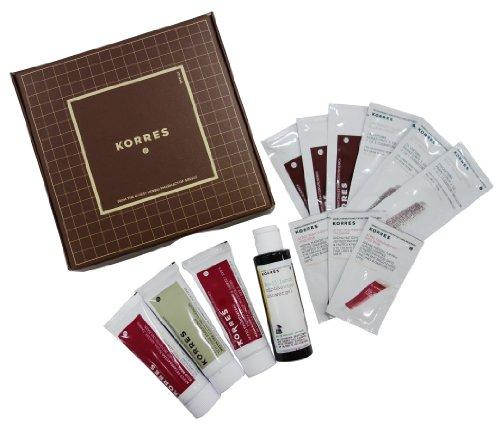 Korres, Set per la cura del viso e del corpo, All New Best of Korres Set