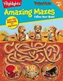 Follow Your Nose: Puzzles for Beginners (Puzzlemania Amazing Mazes)