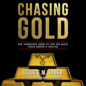 Chasing Gold Audiobook