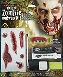 Fun World Womens Deluxe Zombie Makeup Kit