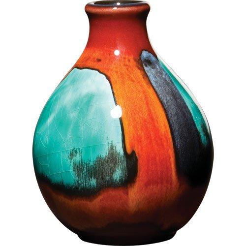 Poole Pottery Gemstones Bud Vase 12.5cm