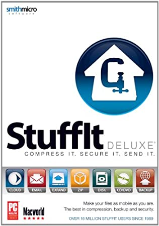 StuffIt Dlx 2011 Mac [Download]