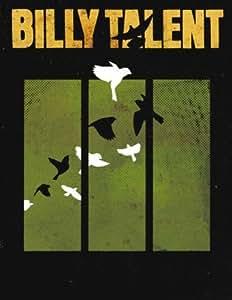 Billy Talent III (incl. Guitar-Tabs, Play-Along-CD, Bonus-Songs)