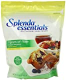 Splenda No-Calorie Sweetner with Fiber, Granulated, 14-Ounce Bags (Pack of 2)