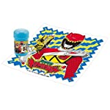 獣電戦隊キョウリュウジャー おしぼりセット(1個)  / お楽しみグッズ(紙風船)付きセット