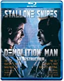 Demolition Man / Le destructeur (Bilingual) [Blu-ray]