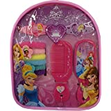 Princess Backpack With Assorted Hair Accessories