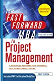 The Fast Forward MBA in Project Management (CourseSmart)