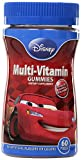 Disney Multivitamin Gummies, Pixar Cars, 60 Gummies (Pack of 3)