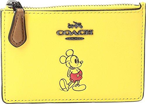 coach-womens-box-progam-mickey-mini-id-dk-canary-cell-phone-wallet