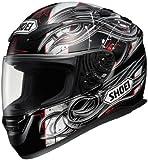 Shoei Hadron 2 RF-1100 Road Race Motorcycle Helmet - TC-5 / Medium