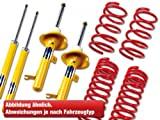 FK-Automotive Sports suspension High Tec 35-40 mm for Fiat Panda 2 / Gingo (169)