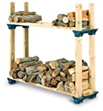 Firewood Rack Kit
