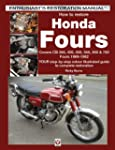How to restore Honda Fours: YOUR step...