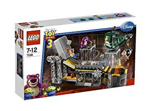 LEGO 7596 Toy Story 3 Trash Compactor Escape