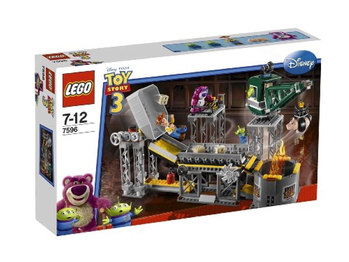 [해외] 레고 (LEGO) 토이 스토리 쓰레기 처리장부터의 탈출 7596-7596 (2010-05-27)