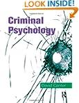 Criminal Psychology: Topics in Applie...