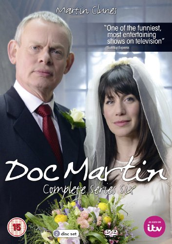 Doc Martin Series 6 [DVD]