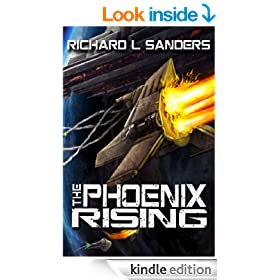 The Phoenix Rising (The Phoenix Conspiracy Series)