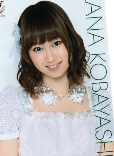 AKB48 秋葉原限定 第1弾 公式生写真ポスターA4(期間限定)【小林 香菜】
