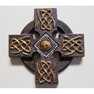 Amazon.com - Abbey Press Irish Celtic Cross Magnet Pre-Order