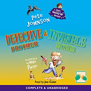 Invisible Brother & Detective Brother | [Pete Johnson]