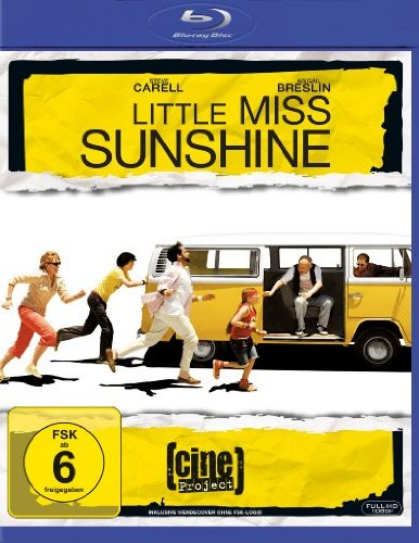 Little Miss Sunshine - Cine Project [Blu-ray]