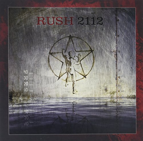 Vinilo : Rush - 2112 (40th Anniversary) (Germany - Import, Oversize Item Split)