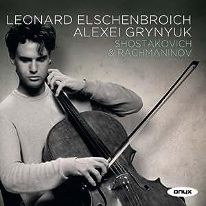 Shostakovich, Rachmaninov: Cello Sonatas