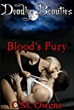 Bloods Fury (Deadly Beauties #1)