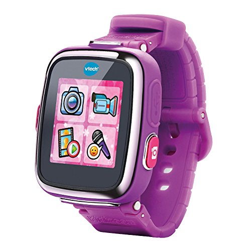 VTech Kidizoom Smartwatch Connect DX mauve - electrónica para niños (Litio)
