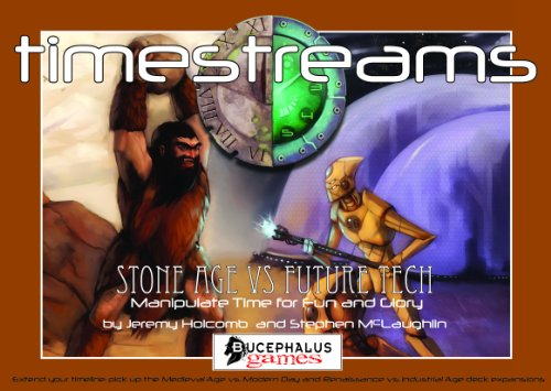 Timestreams: Stone Age vs Future Tech Game