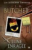 echange, troc Jim Butcher - Les dossiers Dresden, Tome 2 : Lune enragée