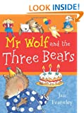 Mr Wolf and the Three Bears (Mr Wolf series)
