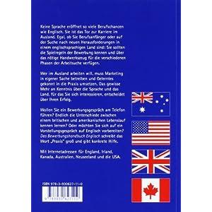 Das Bewerbungshandbuch Englisch. Erfolgreiche Jobsuche in aller Welt. Deutsch-englische Sprachbauste