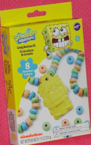 Spongebob Candy Necklace Kit
