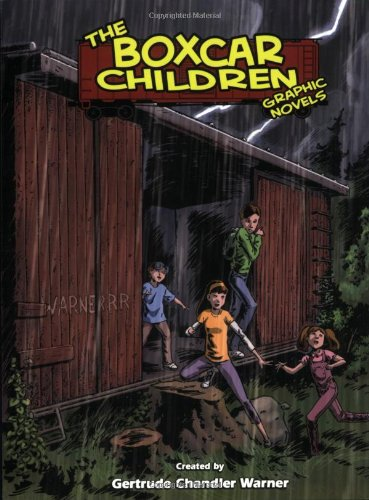 The Boxcar Children, A Graphic Novel #1