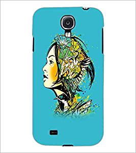 PrintDhaba Abstract Design D-5621 Back Case Cover for SAMSUNG GALAXY MEGA 6.3 (Multi-Coloured)