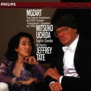 Mozart: Piano Concertos 26 & 27