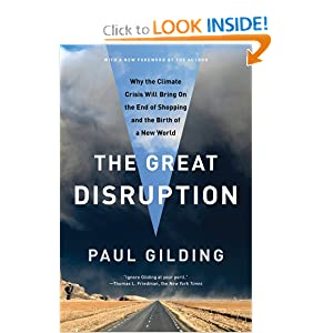 The Great Disruption Why the Climate Crisis Will Bring On the End of Shopping and the Birth of a New World  - Paul Gilding