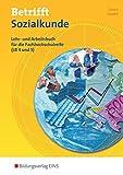 Image de Betrifft Sozialkunde / Wirtschaftslehre - Ausgabe für Rheinland-Pfalz: Lehr- und Arbeitsbuch (LB 4