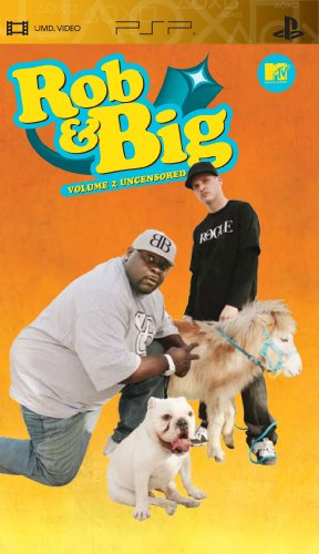 Rob and Big Vol. 2 [UMD for PSP] - 1