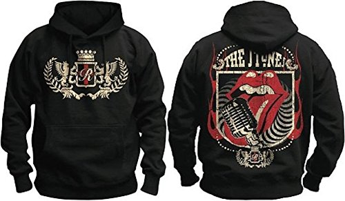 THE ROLLING STONES - 40 LICKS - OFFICIAL MENS HOODIE