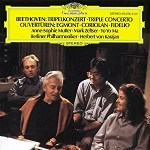 Beethoven : Triple Concerto