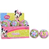 10cm Disney Minnie Mouse Bow-tique Soft Ball - grande per i più piccoli 12m (HL165)