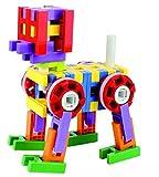 Engineering Toy - Promotes Fine Motor Skills Development - Great Imagination Toy - Boys and Girls-Senior Engineer Blocks